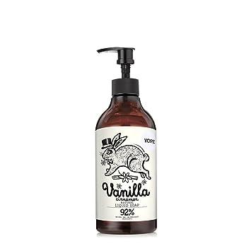 YOPE Vanilla & Cinnamon Liquid Hand Soap 500ml (PACK OF 1)