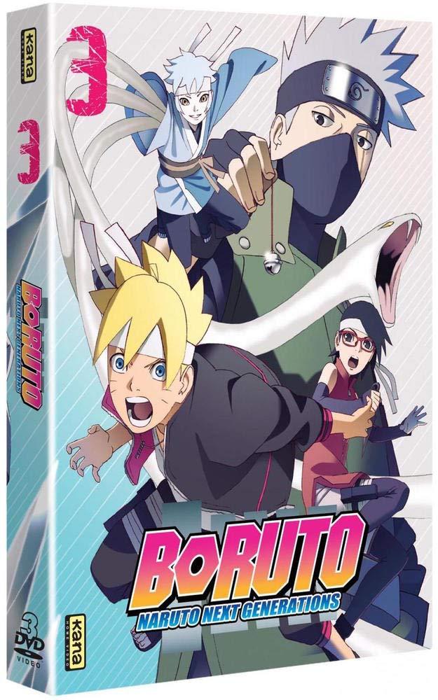 Boruto Naruto Next Generations 3 Vol