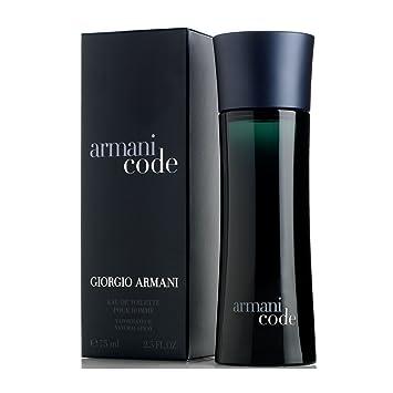 maksaa viehätysvoimaa paras paikka hyviä diilejä Armani Code homme 75 ml EDT Men Eau de Toilette
