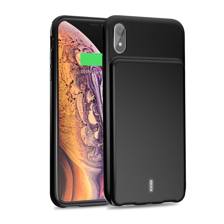 Funda Con Bateria de 5000mah para Apple Iphone Xr YISHDA [7LCHQD8T]