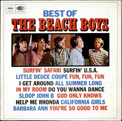 Best Of The Beach Boys - Peach Label (Label Peach)