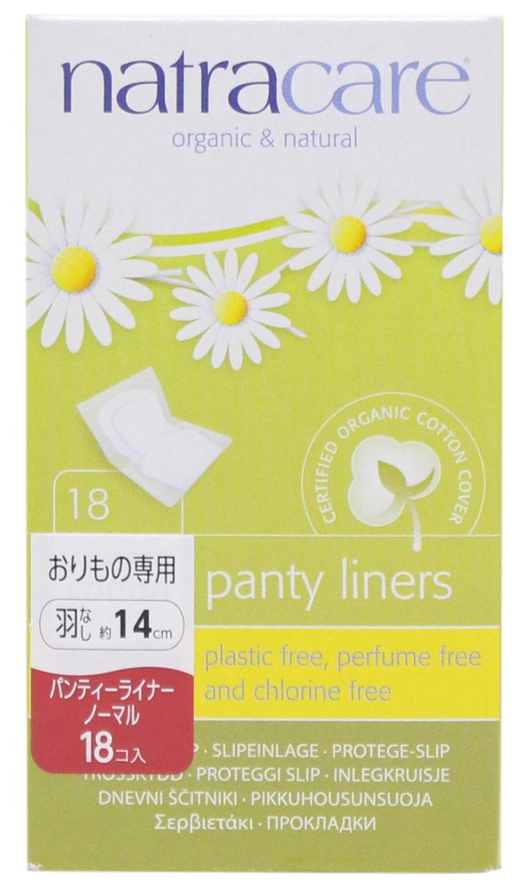 Natracare Normal Wrapped Panty Liners, 18 Count by NATRACARE (Image #7)