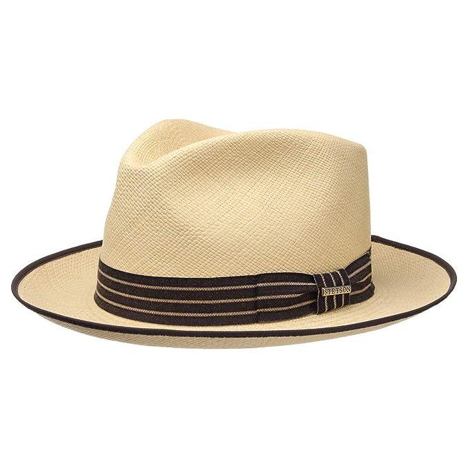 Stetson Manchester Cappello Panama Uomo  653b348789ce