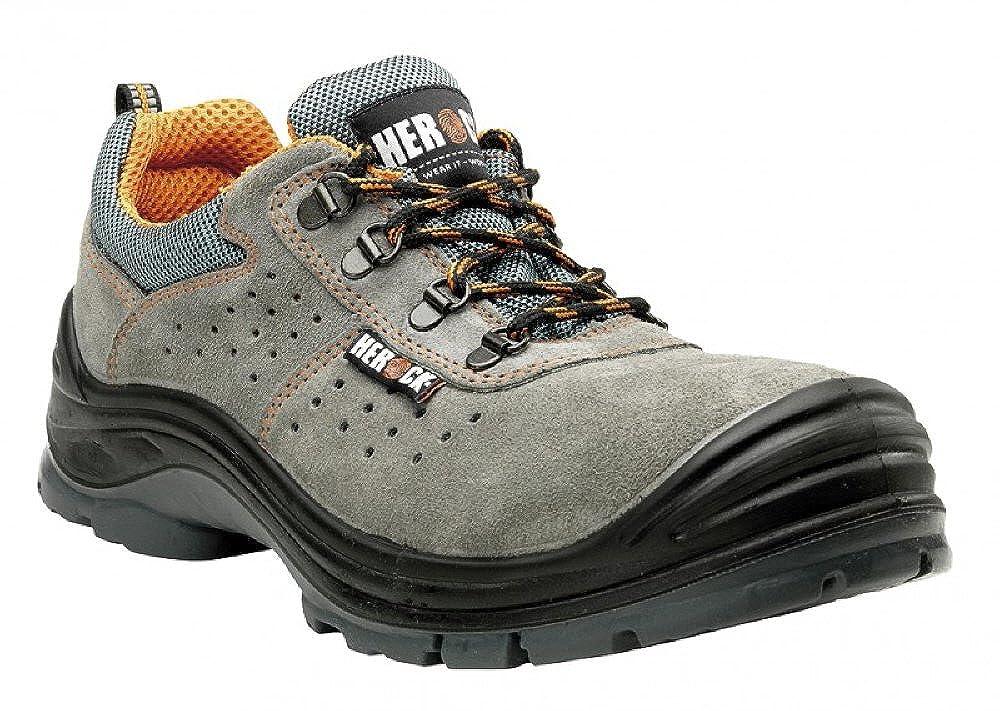 Herock® Herock® Herock® Workwear herock® Scarpe Perfo-grigio Low Compo S1P a295f1
