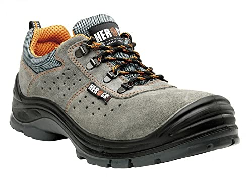 c11162a8 Herock® Workwear-Herock® calzado Martillo Low Compo-S1P, color gris:  Amazon.es: Zapatos y complementos