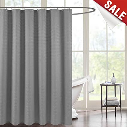 Image Unavailable Not Available For Color Waterproof Fabric Shower Curtain