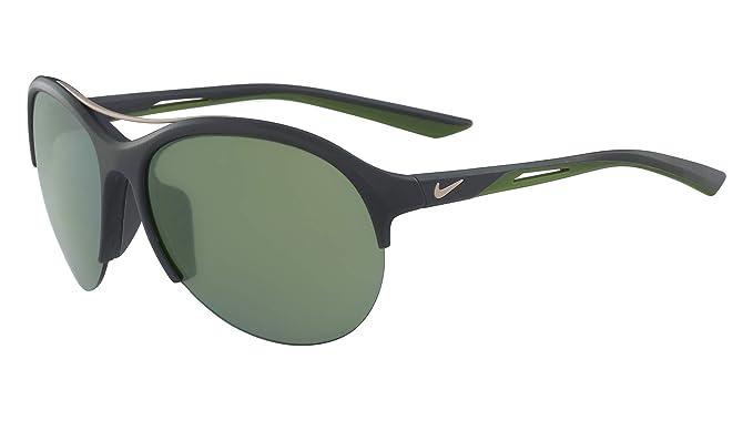 98206bf081f20 Amazon.com: Nike EV1018-061 Flex Momentum R Sunglasses (Frame Green ...