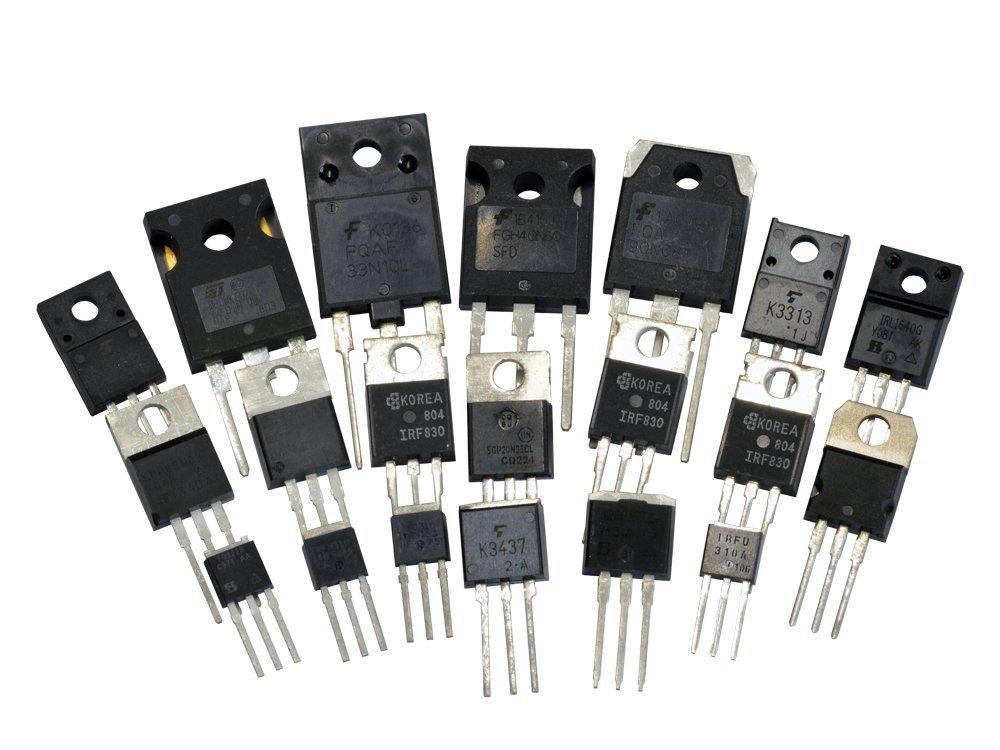 S106 Kemo MOSFET//IGBT-Set Power MOSFET /& IGBT Transistoren/