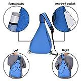 OSOCE Sling Bags,Shoulder Backpack,Over Chest Cross