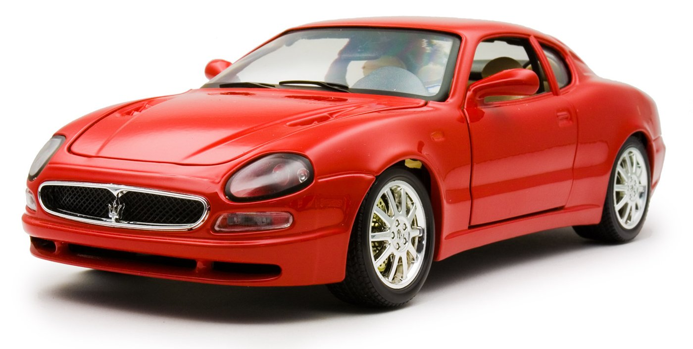 primera vez respuesta 1/18 1/18 1/18 die-cast miniature cars Maserati 3200GT Red (japan import)  se descuenta