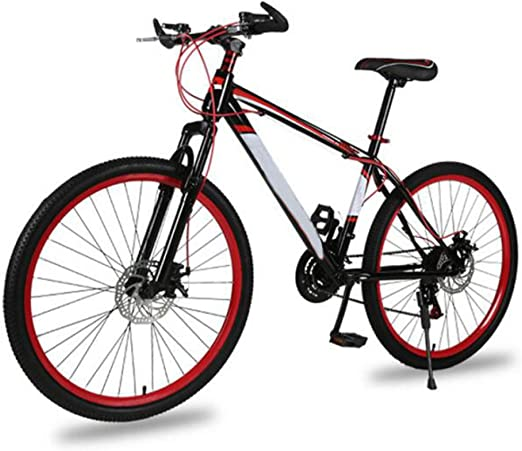 Bicicleta De Montaña Adulto 26 Pulgadas 21 Velocidad De Choque ...