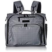 Ju-Ju-Be Onyx Collection B.F.F. Convertible Diaper Bag, Black Matrix