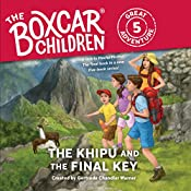 The Khipu and the Final Key: The Boxcar Children Great Adventure, Book 5 | J M Lee, Dee Garretson