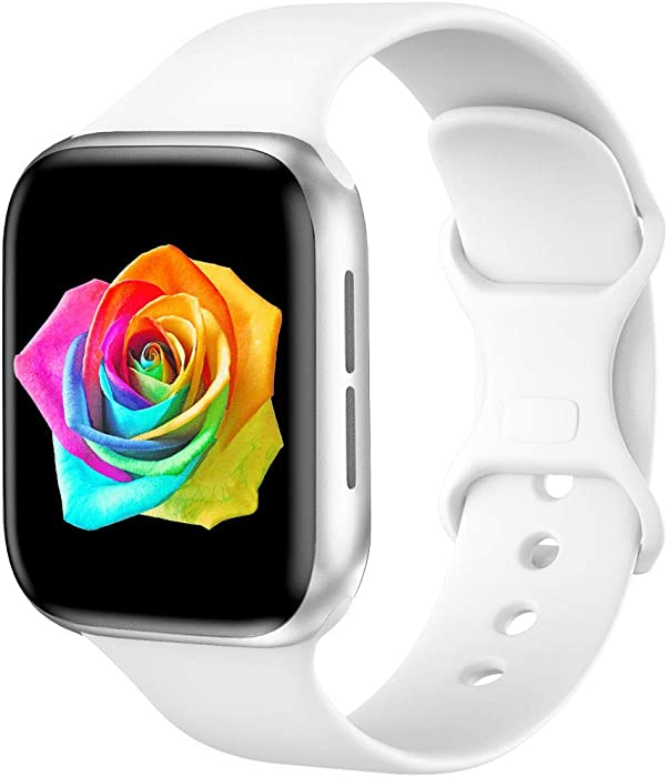 The Best Fluoroelastomer Apple Watch Sport Band 42Mm