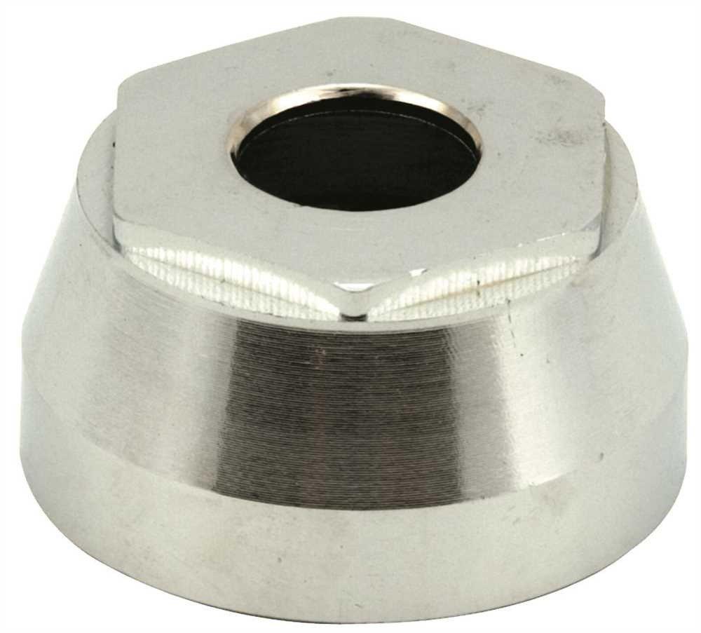 Proplus 807991 Hospital Bonnet Nut For American Standard, 9/16 In.