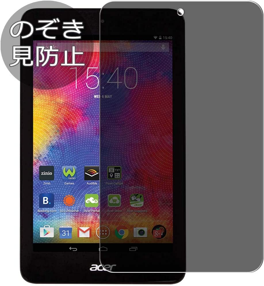 Synvy Privacy Screen Protector Film for Acer iconia one 8