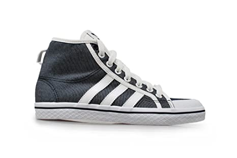 ADIDAS HONEY STRIPES MID W Scarpe da donna Sneakers Bianco Nuovo