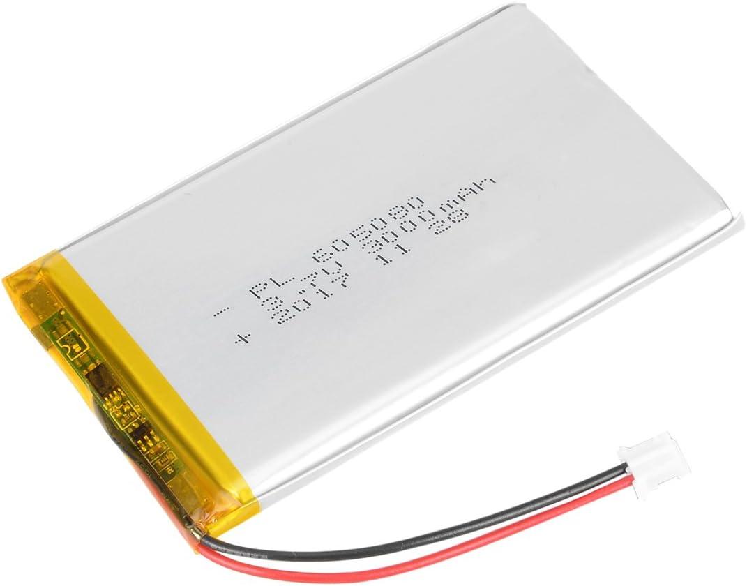 Batteria agli ioni di litio da 3,7 V 1400 mAh per la sostituzione della batteria dellauricolare Corsair Void Gaming