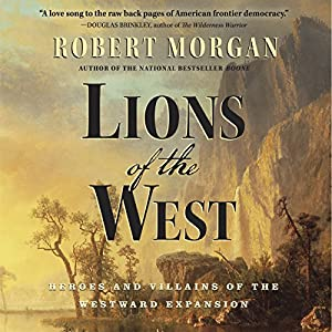 Lions of the West Hörbuch
