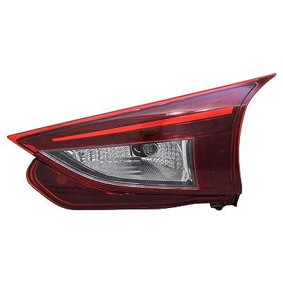 TYC 17-5647-00 Reflex Reflector: Automotive [5Bkhe0104772]