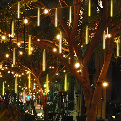 Outdoor Solar Powered Tree Lights in Florida - 5