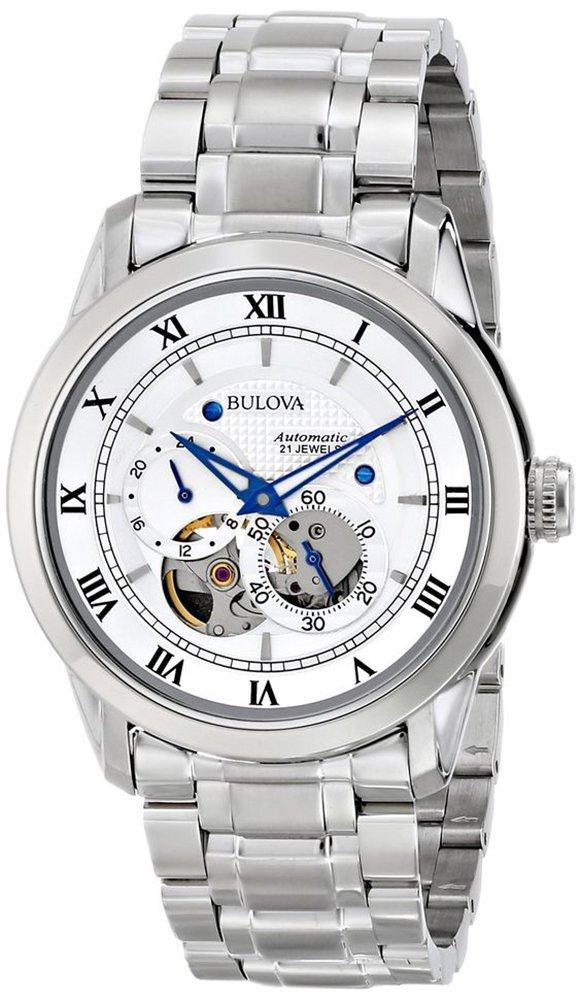 Bulova Men's 96A118 ''BVA Series'' Dual Aperture Dial Watch