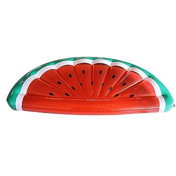 Rainbow Fox Donuts cactus piña Cisne Pizza Flota Nadar Piscina Inflable flotador Verano Al aire libre playa fiesta juguete (watermelon): Amazon.es: Juguetes ...