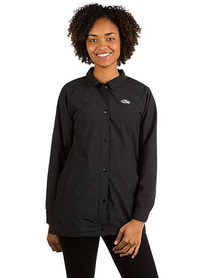 83d563413a1 Jacket Women Vans Thanks Coach Long MTE Jacket  Amazon.co.uk  Clothing