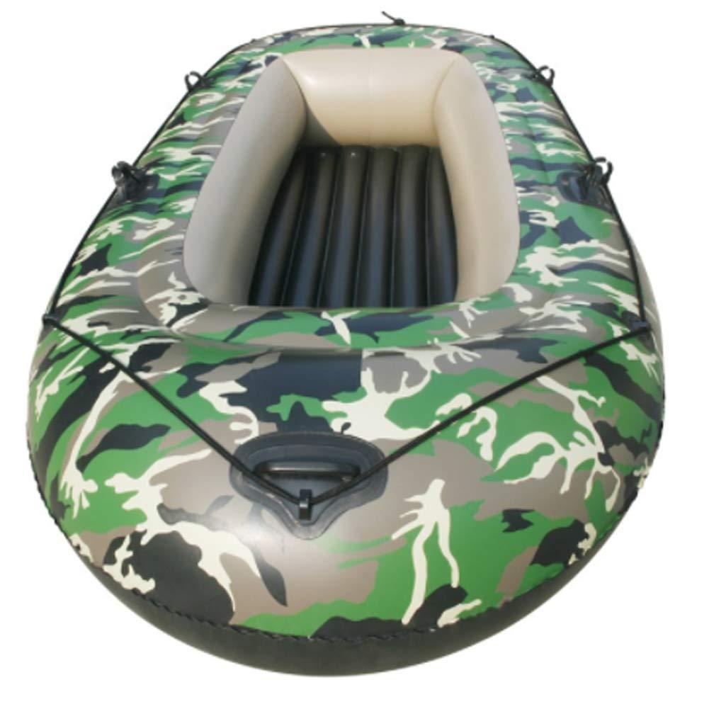 HYYQG 1 + 1 Persona Kayak Inflable, Accesorios para Kayak ...