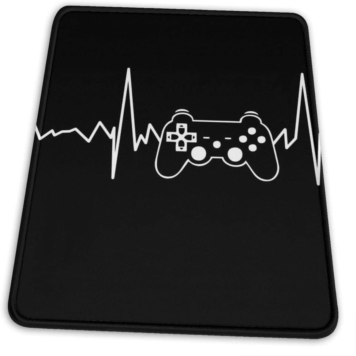 Gamer Head Hemming The Mouse Pad 10 X 12 Inch Esports Office Study Computer