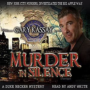 Murder in Silence Audiobook
