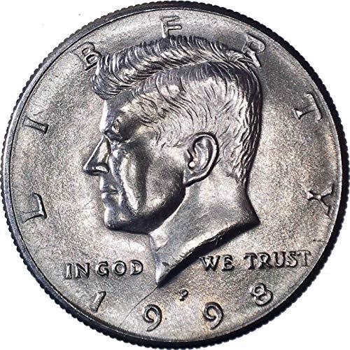 1998 P Kennedy Half Dollar 50C Brilliant Uncirculated