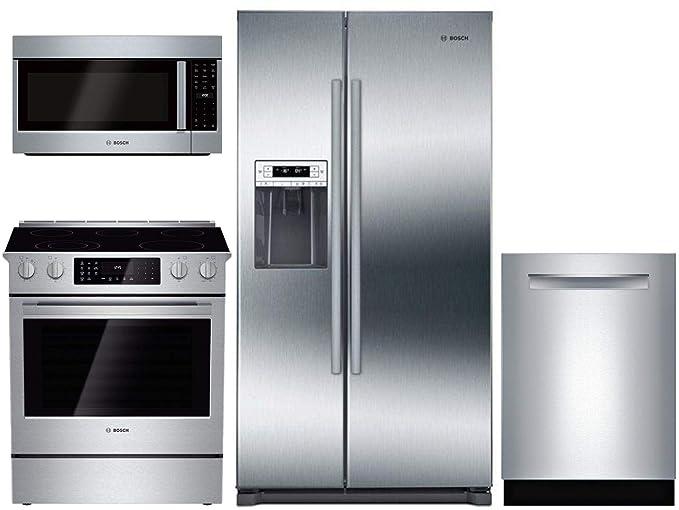 Amazon.com: Bosch - Paquete de 4 piezas de cocina con ...