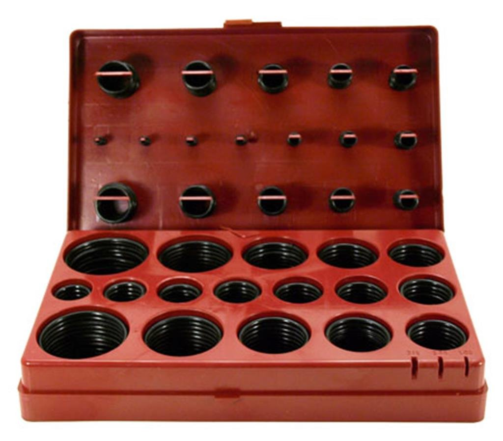 407-piece Rubber O-ring Assortment Kit