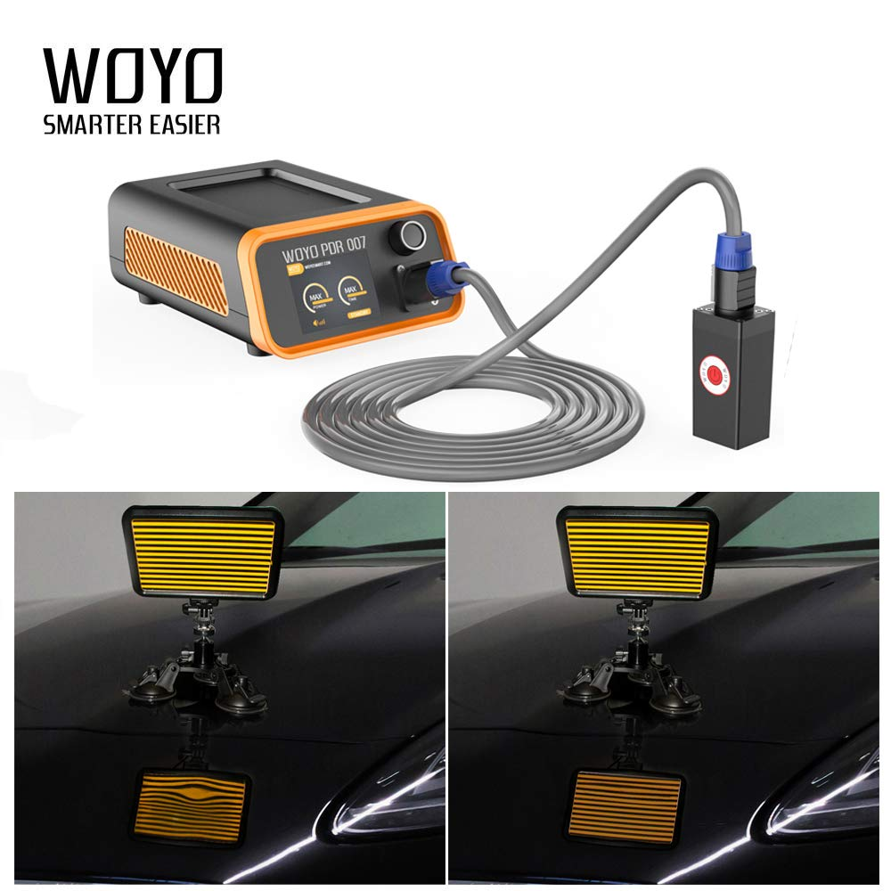WOYO PDR007 PDR Tools Paintless Dent Repair Tool Induction Heater for Removing dents Auto Body Repair Tool by WOYO (Image #1)