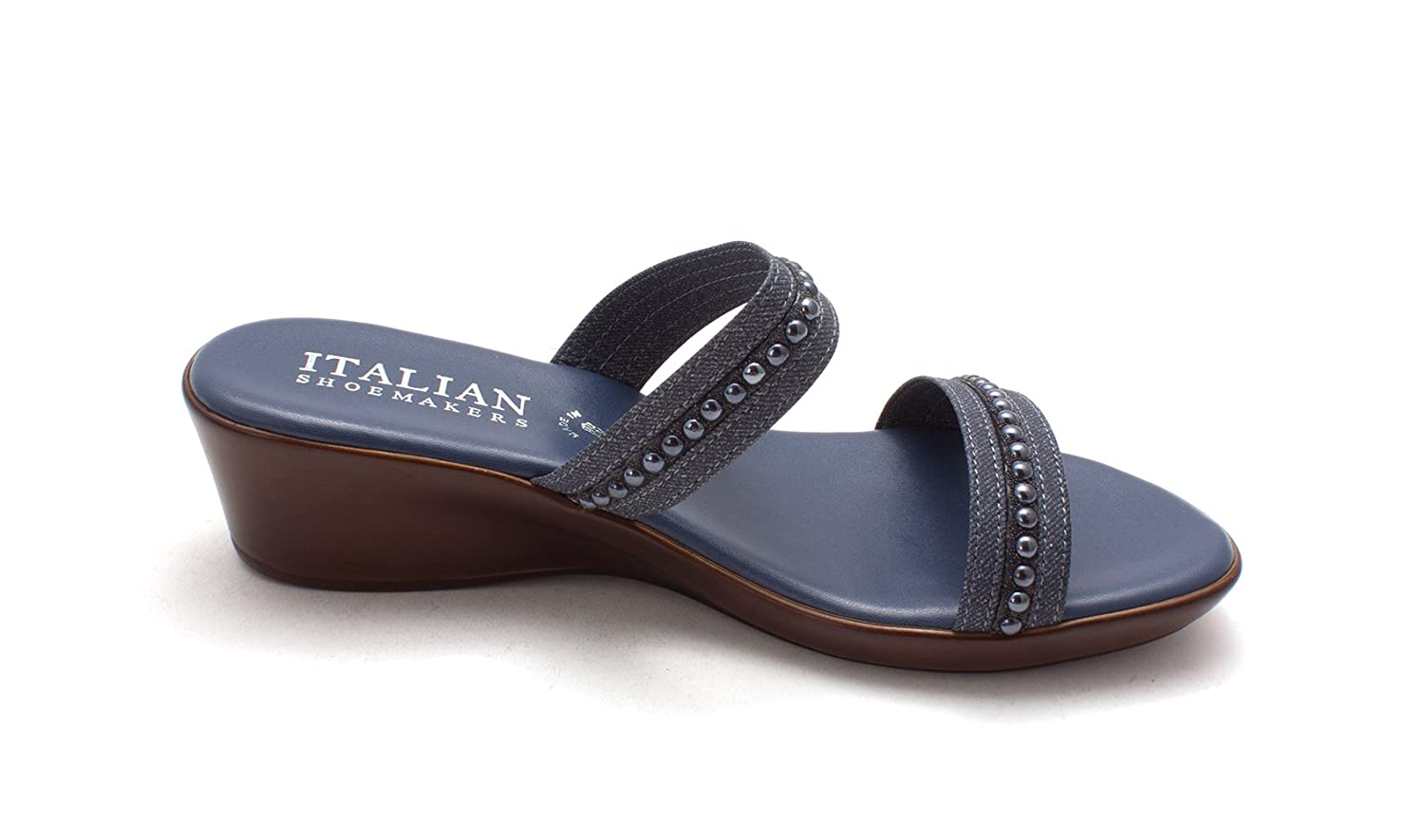 look/&joy Womens Sandals from Leather Model 203