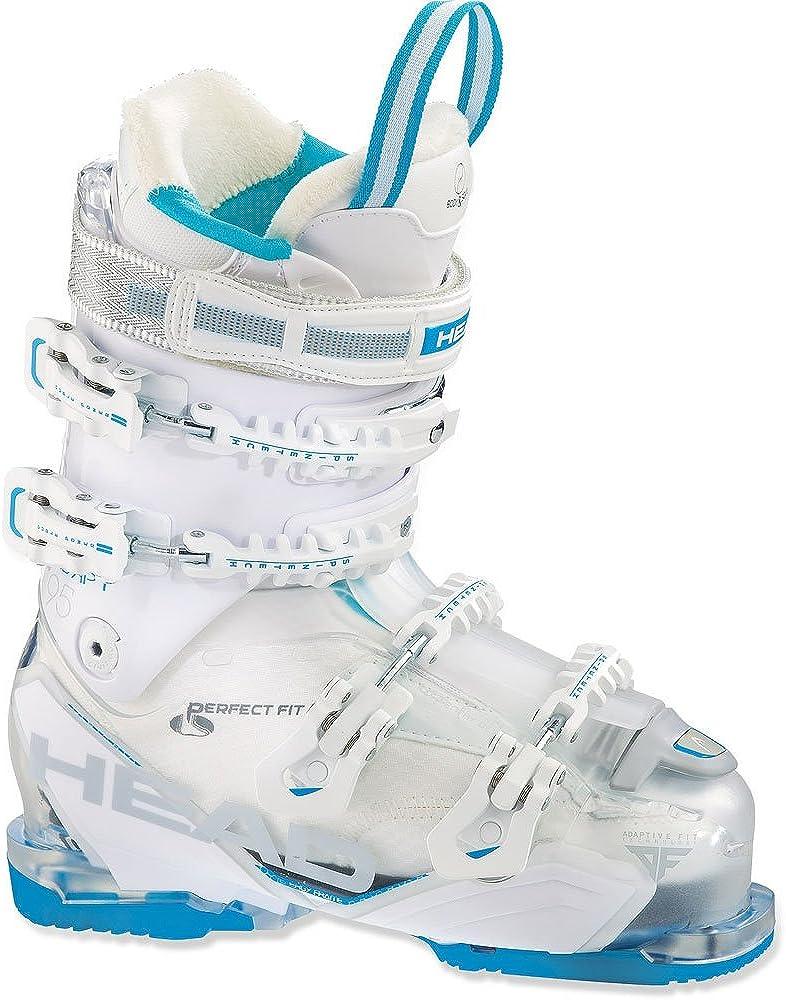 HEAD Adapt Edge 95 W Chaussure Ski Femme Blanc Taille