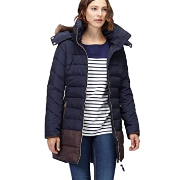 Joules Ladies Cossington Thermal Padded Quilted Jacket Navy ... : joules ladies quilted jackets - Adamdwight.com