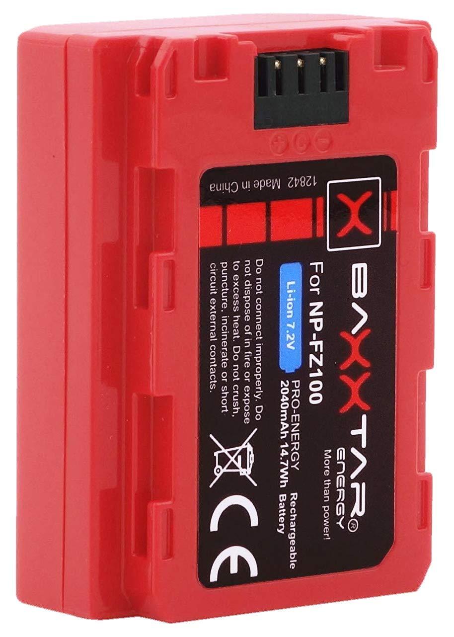 Baxxtar Pro - Repuesto para la batería Sony NP-FZ100 -