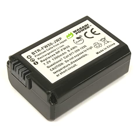 Wasabi Power Battery for Sony Cameras Camera Batteries at amazon