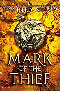 Mark of the thief series book 2