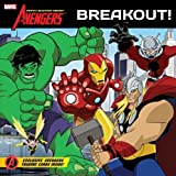 The Avengers: Earth's Mightiest Heroes!: Breakout! by Siglain, Michael (2011) Paperback