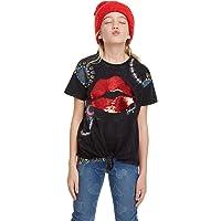 Desigual T-Shirt Frankfort Camiseta para Niñas