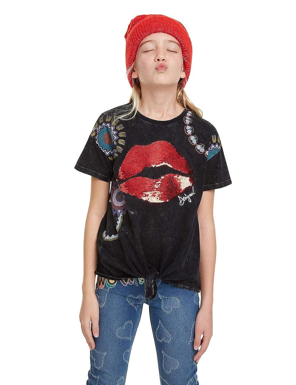 Desigual T-Shirt Frankfort Bambina