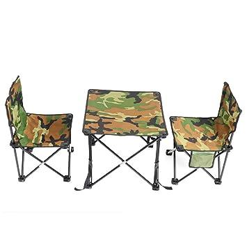 Trona para niños Sillas plegables al aire libre / tablas plegables y sillas / tablas plegables