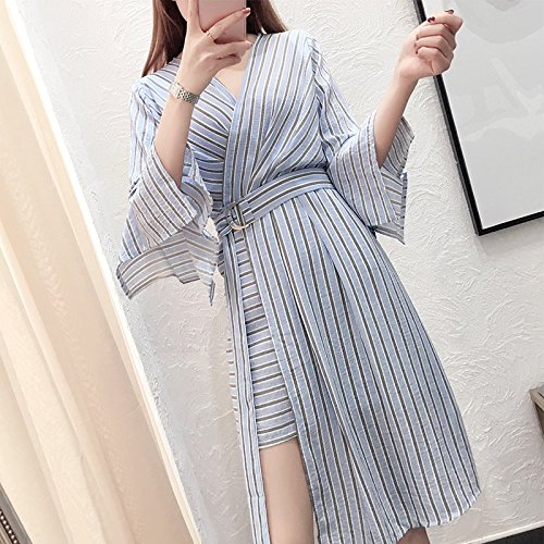 purchase gifts Robe Robe and raye Femmes random Robe MiGMV habille Chemise Collection of gq7T4Bwz