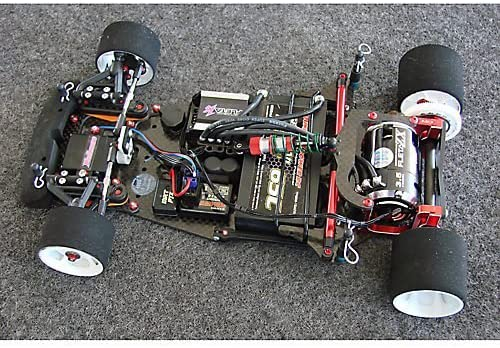 Calandra Racing CLN3214 1/12 CK Xti-WC On-Road Car Kit by CRC ...