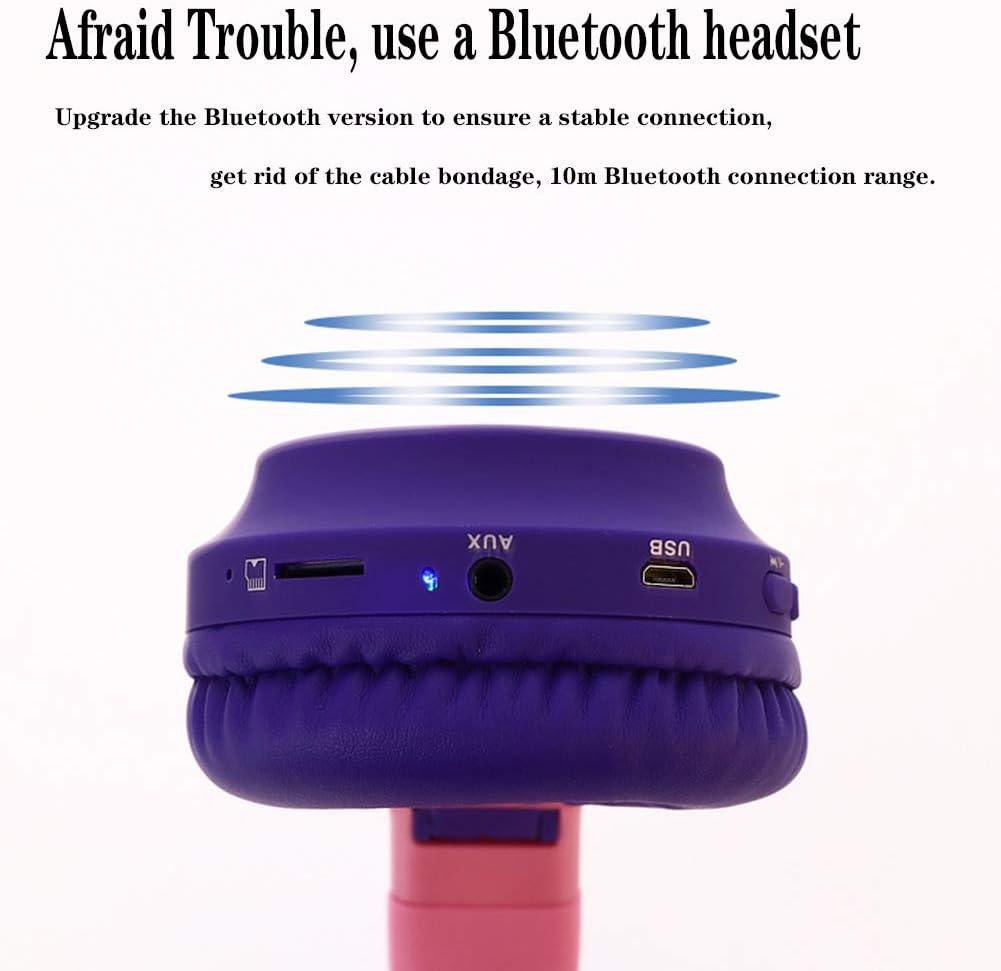 Cascos Bluetooth Inalámbrico, Auriculares Bluetooth de ...