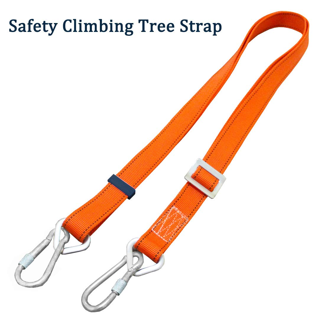 Boaton Hunting Safety Harness, Tree Climbing Belt, Linemans Belt, Add Level of Safety for Hunting, Hanging Stand Or Step, Trimming Tree, Putting Up Deer Stand, Installing Steps, Ladder Or Climbing by Boaton