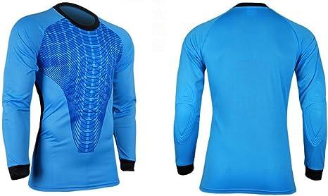 COOLOMG hombres pantalones M-3 X L Soccer Keeper – Camiseta de ...